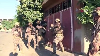 ozel harekat polisleri -   Kahramanmaraş'ta uyuşturucuya 4 tutuklama