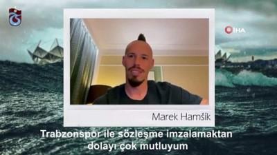 Marek Hamsik: 'Önümüzdeki sezonun harika geçmesinin diliyorum'