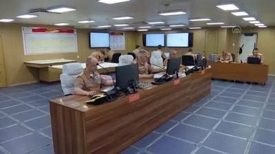 tatbikat - Rus donanması Pasifik Okyanusu'nda tatbikat düzenliyor