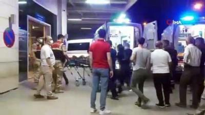 hain saldiri -  Siirt'te güvenlik güçlerine saldırı: 1 korucu şehit, 1 korucu yaralı
