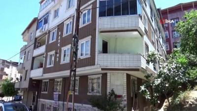 - Sultangazi'de bulunan bir apartmanın su saatleri çalındı