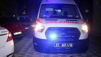 kiz arkadas - ADANA - Bir evde silahlı kavga: 1 ölü, 1 yaralı