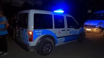 yasli adam - ANTALYA - Başkasının evine girip camları kıran kişi gözaltına alındı