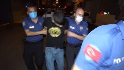 ozel harekat polisleri -  Bekçilere silahlı saldırı düzenleyen 3 kardeşten 2'si kovalamaca sonucu yakalandı