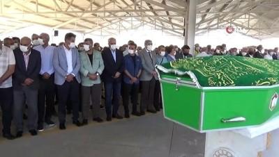 kalp krizi -  Milletvekili Kirazoğlu'nun ağabeyi son yolcuğuna uğurlandı