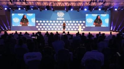 MUĞLA - Dünya Turizm Forumu başladı - TİM Başkanı İsmail Gülle