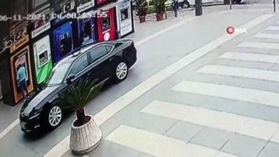 makam araci -  Yomra Belediye Başkanı Bıyık'ın silahlı saldırıya uğradığı anlara ilişkin görüntüler ortaya çıktı