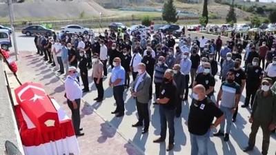 yasam mucadelesi - BURDUR - Isparta'da kaza geçiren polis memuru 4,5 aylık yaşam mücadelesini kaybetti