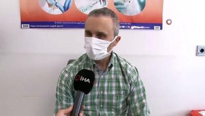 yan etki -  40 yaş üzeri aşılama devam ediyor Videosu