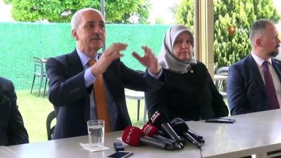 AK Parti Genel Başkanvekili Prof. Dr. Numan Kurtulmuş'tan yeni anayasa açıklaması