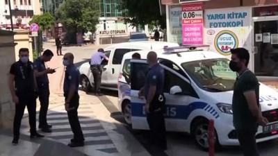 ANTALYA - Ev arkadaşının silahla yaraladığı kişi hastaneye kaldırıldı