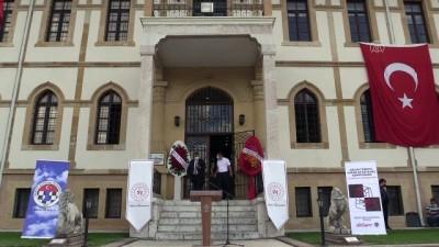 ÇORUM - 2021 Arzum Türkiye Kadınlar Satranç Şampiyonası finali başladı