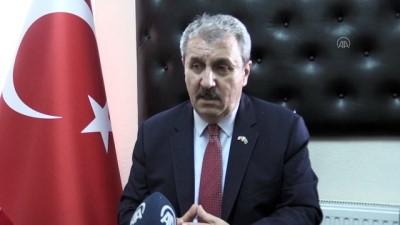 ESKİŞEHİR - BBP Genel Başkanı Destici tamamlanma aşamasındaki Gökpınar Barajı'nın bölge için önemine dikkati çekti