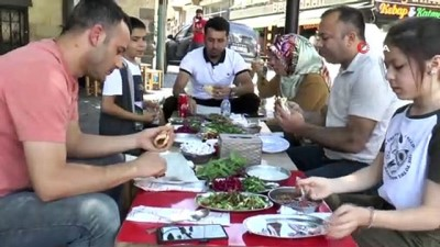 Gastronomi kentinin kebapçıları tekrardan eski günlerine döndü