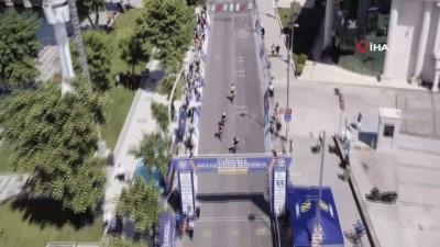 GranFondo İstanbul pedalları Beykoz'da döndü