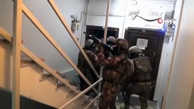 catisma -  İstanbul'da DEAŞ operasyonu: Yabancı uyruklu 14 kişi yakalandı