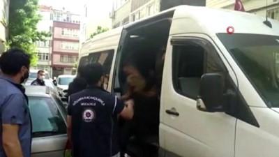 isvicre -  İstanbul'da göçmen kaçakçılığı operasyonu: 32 gözaltı