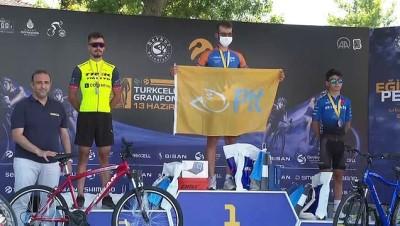 İSTANBUL - Turkcell GranFondo İstanbul Yol Bisiklet Yarışı sona erdi