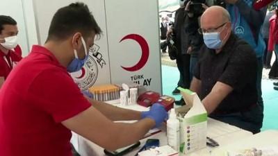 kabil - İstanbul'un 41 noktasında kan bağışı kampanyası düzenleniyor