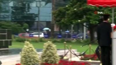 Jandarma Teşkilatı'nın 182'inci yaşı İzmir'de törenle kutlandı