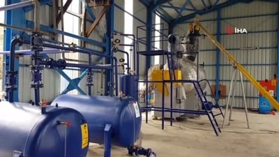 geri donusum -  Karabük'te yıllık 150 ton katı atık bertaraf edilip yakıt elde edilecek