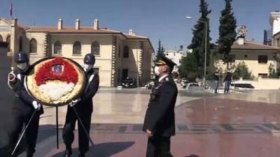 askeri personel - KİLİS - Jandarma Teşkilatının 182. kuruluş yıl dönümü kutlandı Videosu