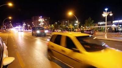 MALATYA - Jandarma Teşkilatının 182. kuruluş yıl dönümü konvoyla kutlandı