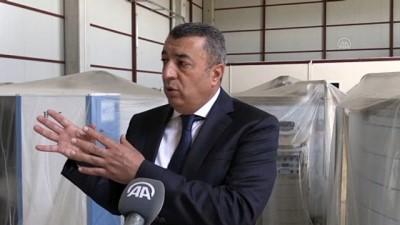 kapali alan - MALATYA - Süt toplama merkezi üreticiye ek gelir sağlayacak