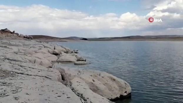 baraj kapaklari -  Mamasın Barajı yaz aylarındaki ihtişamını koruyor