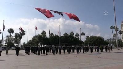 MERSİN - Jandarma Teşkilatının 182. kuruluş yıl dönümü kutlandı