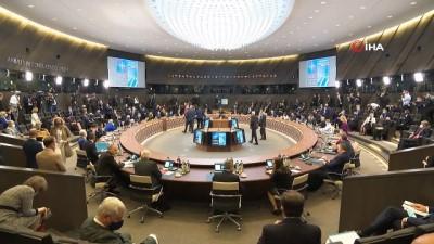 ingiltere -  - NATO Liderler Zirvesi başladı