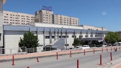 SAMSUN - Tedavi gördüğü hastanenin sekizinci katından düşen araştırma görevlisi yaşamını yitirdi