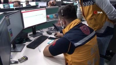 agri merkez -  Siirt'te 112 Acil Çağrı Merkezi hizmete girdi