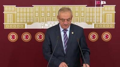 TBMM - İYİ Parti TBMM Grup Başkanı Tatlıoğlu, gündemi değerlendirdi