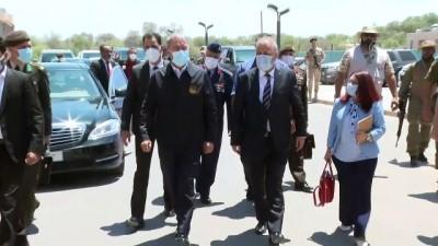 fedakarlik - TRABLUS - Milli Savunma Bakanı Akar, Libya'da askeri yetkililerle bir araya geldi