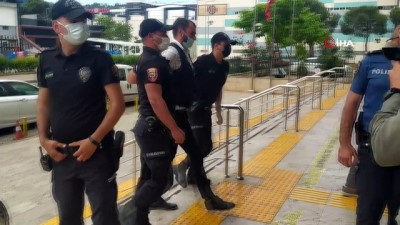 makam araci -  Yomra Belediye Başkanı Bıyık'a düzenlenen silahlı saldırının zanlısı ve azmettiricisi tutuklandı