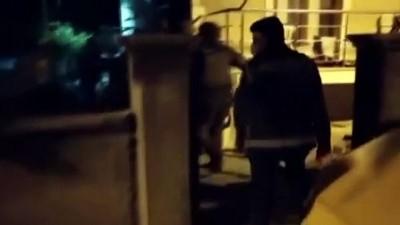 AFYONKARAHİSAR - Elebaşılığını Sedat Peker'in yaptığı suç örgütüne yönelik operasyonda 2 zanlı tutuklandı