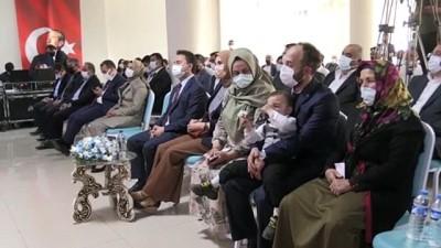 politika - ARDAHAN - DEVA Partisi Genel Başkanı Babacan, partisinin ilçe kongresine katıldı