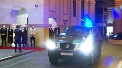resmi toren - BAKÜ - Cumhurbaşkanı Erdoğan Azerbaycan'a geldi