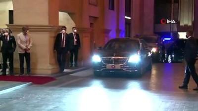 resmi toren -  Cumhurbaşkanı Erdoğan Azerbaycan'da