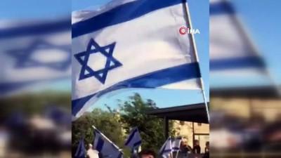 - İsrail'de fanatik Yahudilerden bayrak yürüyüşü - Çıkan olaylarda 27 Filistinli yaralandı