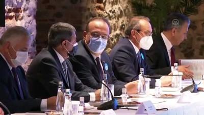 yol haritasi - İSTANBUL - Marmara Denizi Koruma Eylem Planı Koordinasyon Kurulu'nun ilk toplantısı başladı