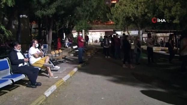 kalaba -  İzmir'de korona virüs aşısına yoğun talep