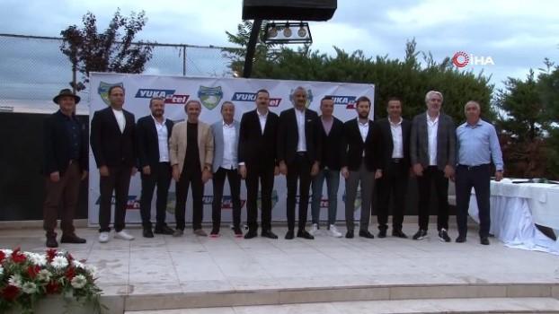 basketbol - Merkezefendi Belediyesi Denizli Basket Kulübüne 'Yukatel' isim sponsoru oldu
