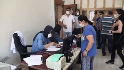 20 dakika - NİĞDE - İç Anadolu'da SGK'ye kayıtlı çalışanların aşılanmasına başlandı