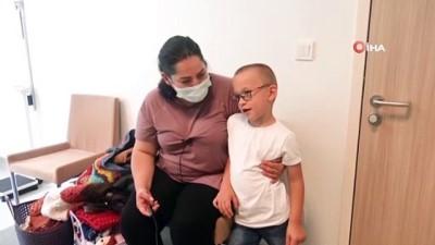 asiri kilolar -  Oğlu için obezite ameliyatı oldu