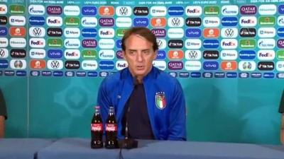 teknik direktor - ROMA - İtalya-İsviçre maçına doğru