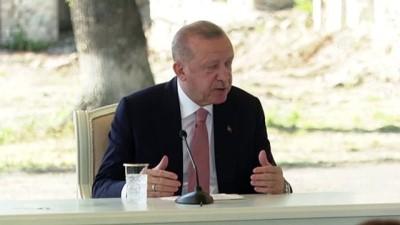 yol haritasi - ŞUŞA - Cumhurbaşkanı Erdoğan: 'Şuşa Beyannamesi ile ilişkilerimizin yeni dönemdeki yol haritasını belirledik'