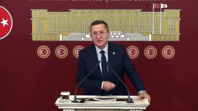 siyasi partiler - TBMM - İYİ Parti Grup Başkanvekili Türkkan, gündemi değerlendirdi