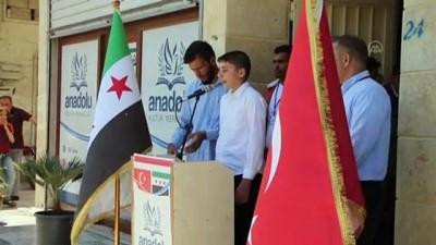 sivil toplum - BAB - Suriye'nin kuzeyindeki Bab'da Anadolu Kültür Merkezi açıldı